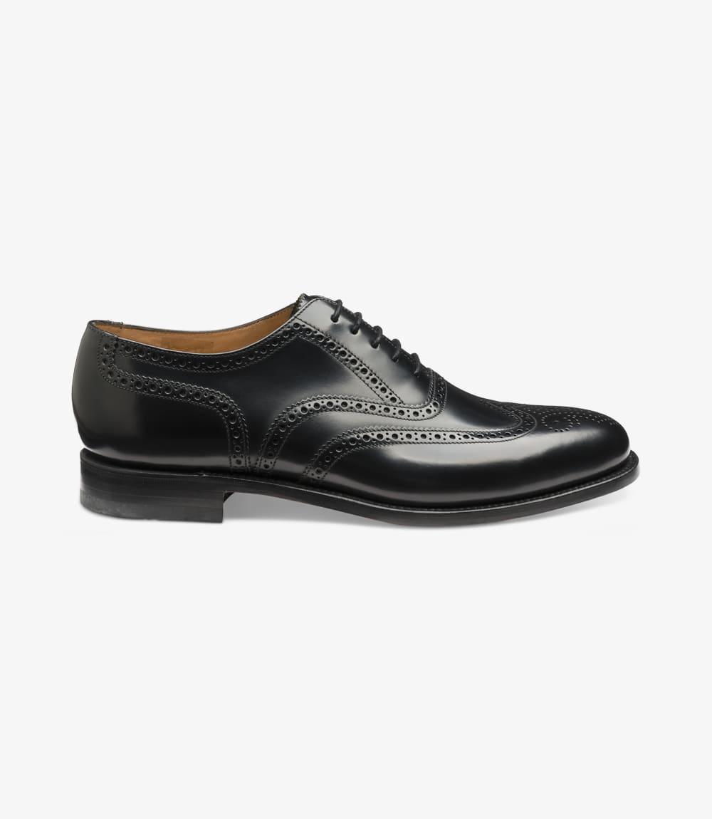 Loake Mens Shoe Care Kit Black One Size